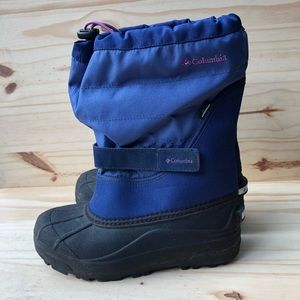 Columbia Waterproof Winter Boots with Liners